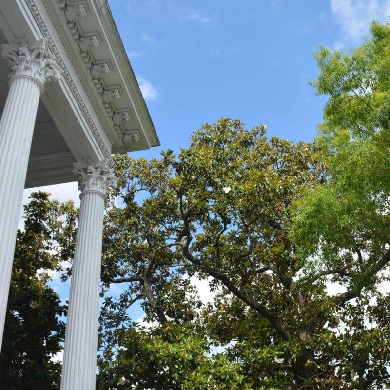 Bellamy Mansion, NC